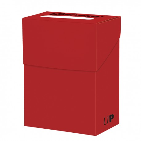 Deck Box - Ultra Pro - Red