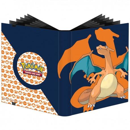 Portfolio - 9 Pocket - 20 Pages - Pro Binder - Ultra Pro - Pokemon Charizard