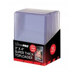 10 Super Thick 180PT Toploader - Ultra Pro