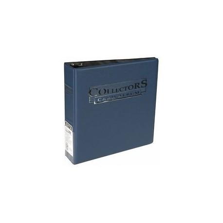 Binder - 3 Rings - Collectors Album - Ultra Pro - Blue