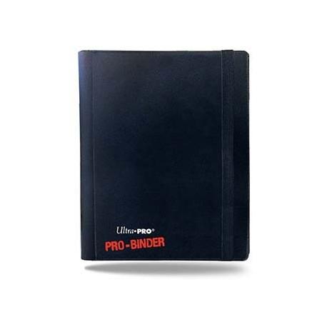 Portfolio - 4 Pocket - Pro Binder - Ultra Pro - White