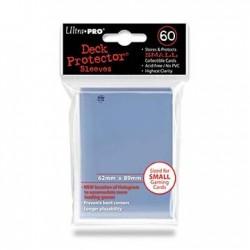 60 Bustine Protettive Small - Ultra Pro - Trasparente