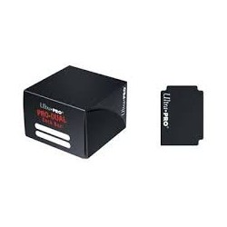 Pro Dual Deck Box - Ultra Pro - Nero