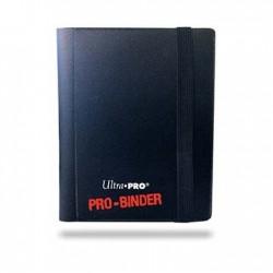 Portfolio - 2 Pocket - 20 Pages - Pro Binder - Ultra Pro - Black