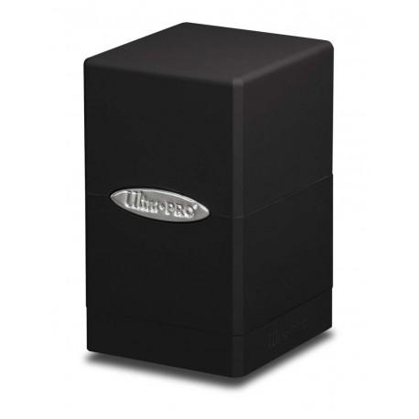Deck Box Satin Tower - Ultra Pro - Black