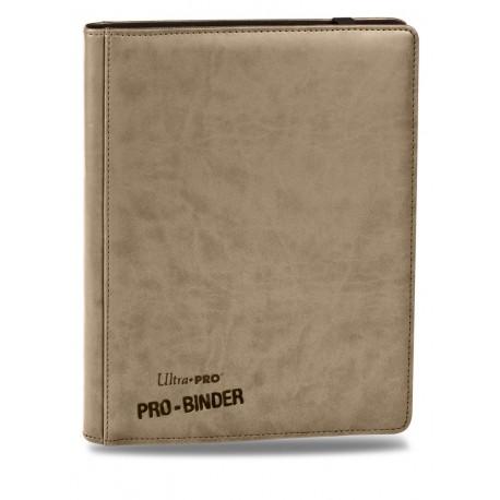Portfolio - 9 Tasche - 20 Pagine -Premium Pro Binder - Ultra Pro - Bianco