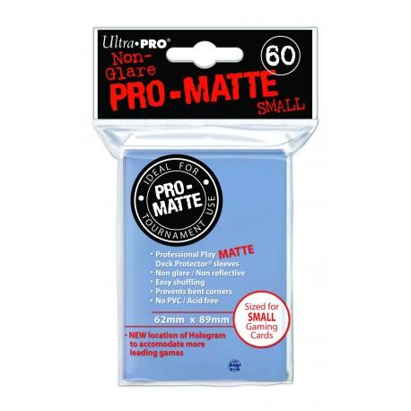 60 Bustine Protettive Small Pro-Matte - Ultra Pro - Trasparente