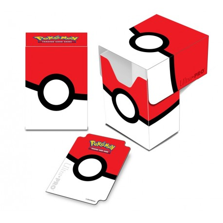 Deck Box - Ultra Pro - Pokeball Full View