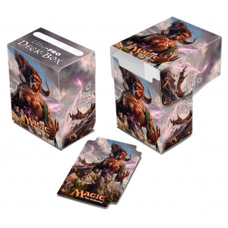 Porta Mazzo Deck Box - Ultra Pro - Magic The Gathering - Born of the God - Xenagos