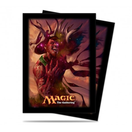 80 Bustine Protettive Standard - Ultra Pro - Magic The Gathering - Journey into Nyx - Xenagos