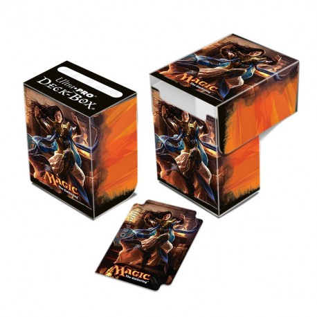 Porta Mazzo Deck Box - Ultra Pro - Magic The Gathering - Dragons of Tarkir - Narset Transcendent