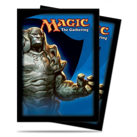 80 Bustine Protettive Standard - Ultra Pro - Magic The Gathering - Modern Master 2015 - Karn Liberated