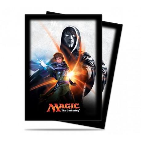 80 Bustine Protettive Standard - Ultra Pro - Magic The Gathering - Magic Origins - Jace Beleren