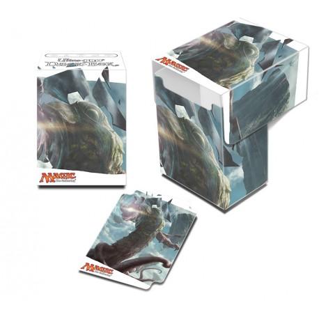 Deck Box - Ultra Pro - Magic The Gathering - Oath of the Gatewatch - Kozilek, the Great Distortion