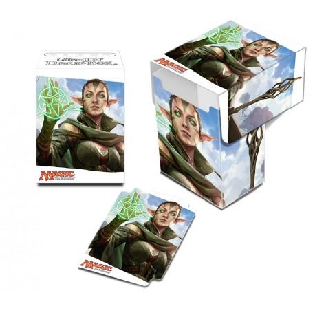 Porta Mazzo Deck Box - Ultra Pro - Magic The Gathering - Oath of the Gatewatch - Oath of Nissa