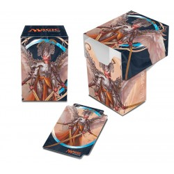 Porta Mazzo Deck Box - Ultra Pro - Magic The Gathering - Kaladesh - Angel of Invention