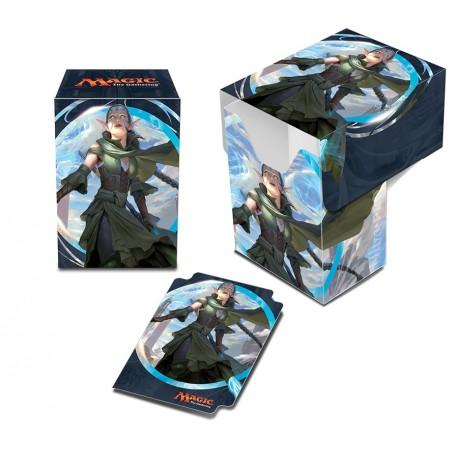 Deck Box - Ultra Pro - Magic The Gathering - Kaladesh - Nissa, Vital Force