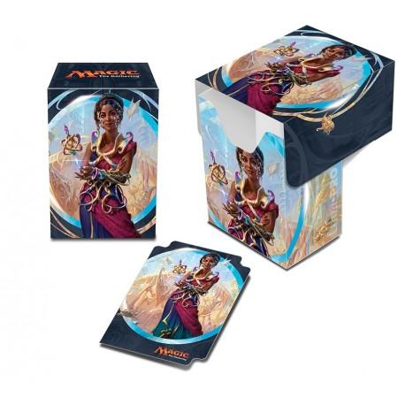 Porta Mazzo Deck Box - Ultra Pro - Magic The Gathering - Kaladesh - Saheeli Rai