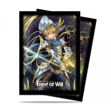 65 Bustine Protettive Standard - Ultra Pro - Force Of Will - Bors