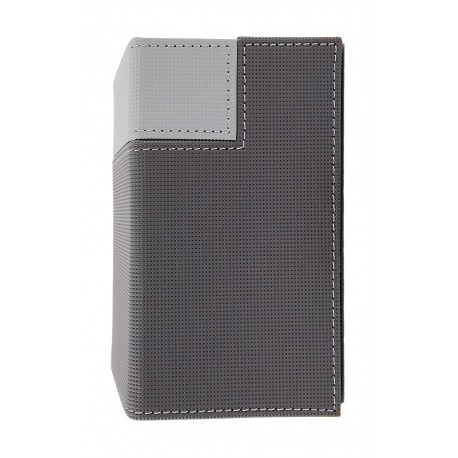 Porta Mazzo M2 Deck Box - Ultra Pro - Grigio e Argento - Old Guard
