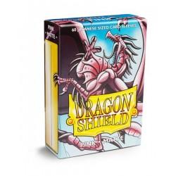 60 Sleeves Small Matte - Dragon Shield - Pink