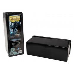 Scatola Rigida Porta Carte - 4 Compartimenti - Dragon Shield - Nero