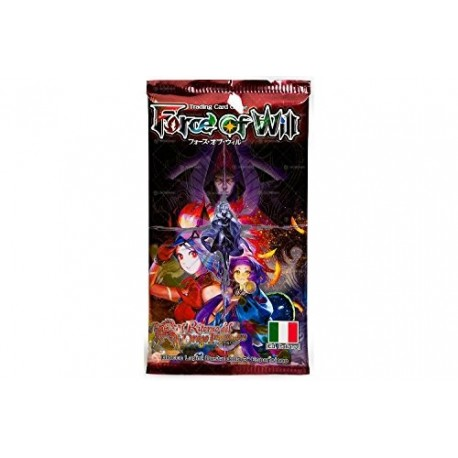 Booster of 10 Cards - Return of Dragon Emperor ITA - Force of Will