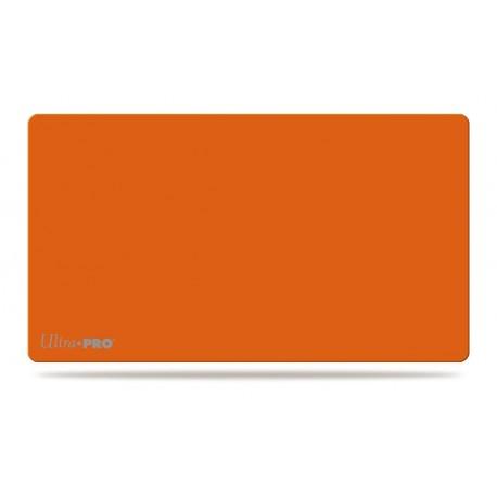 Playmat - Solid Colors - Ultra Pro - Orange