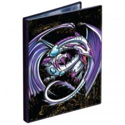 Portfolio - 4 Tasche - 20 Pagine - Pro Binder - Ultra Pro - YGO Exalted Dragon