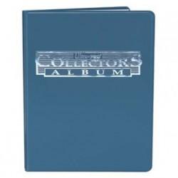 Portfolio - 4 Pocket - Ultra Pro - Collectors Album - Blue
