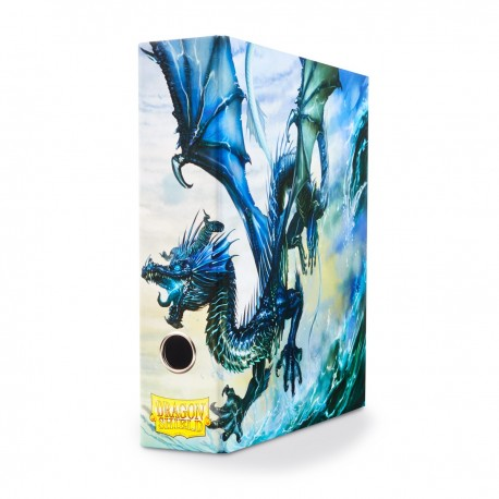 Slipcase Binder - Dragon Shield - Blue Kokai
