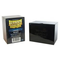 Deck Box Gaming Box - Dragon Shield - Black