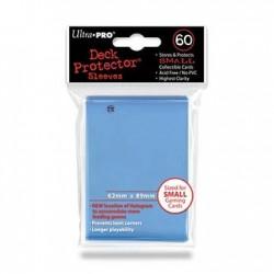 60 Bustine Protettive Small - Ultra Pro - Blu Chiaro