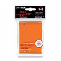 60 Bustine Protettive Small - Ultra Pro - Arancione