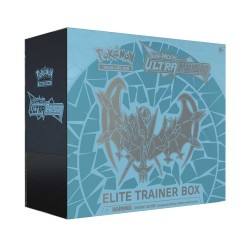 Pokemon ENG - Sun & Moon - Ultra Prism - Elite Trainer Box - Dawn Wings Necrozma
