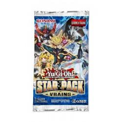 Busta da 3 Carte - Star Pack Vrains ITA - Yu-Gi-Oh - 1a Edizione