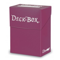 Deck Box - Ultra Pro - Blackberry
