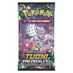 Busta da 10 Carte - Sole & Luna - Tuoni Perduti - ITA - Pokemon